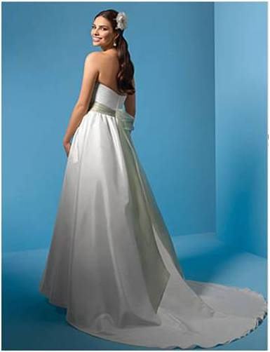Alfred Angelo, Brand New Wedding Dress, Style # 2085, Size 8, Color ...